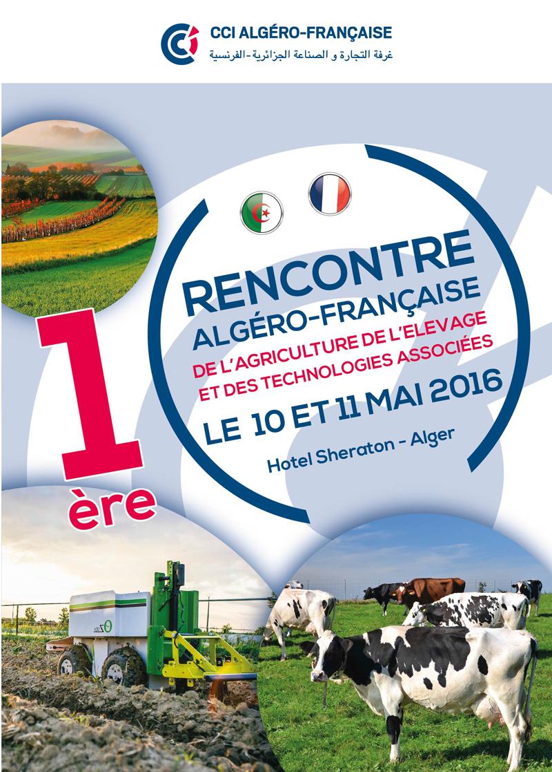 Rencontres algerie 2016